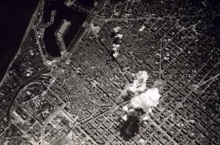 Bombes sobre Barcelona, 17 de març de 1938