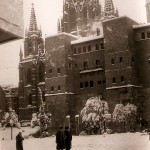 Barcelona, nevada 1962