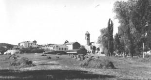 Prats de Rei (l'Anoia), cap a l'any 1946 o 1947.