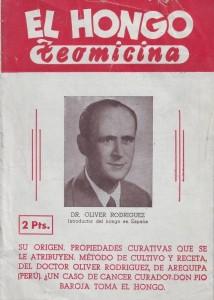 El Hongo Teomicina por el Dr OLiver Rodriguez.. www.todocoleccion.net