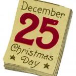 25 de desembre