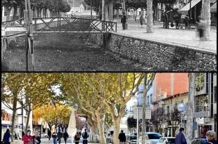 Pont de la Mandra, Mollet