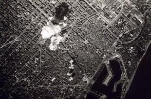 Bombardeig sobre Barcelona 1938