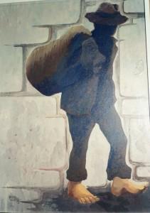 L'home del sac