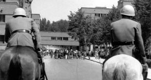 ció estudiantil, Madrid 1968.