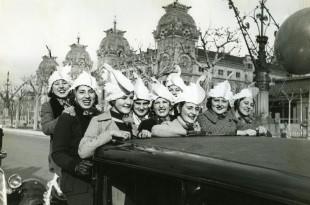 Diada de Santa Llúcia, festa de les modistetes