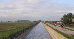 Canal d'Urgell. (tardor 2006)
